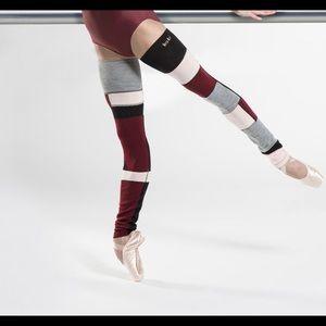Wear Moi dance leg warmers
